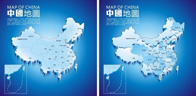 中国地图 全国地图 全国城市地图 cdr cdr矢量图 cdr地图 矢量中国