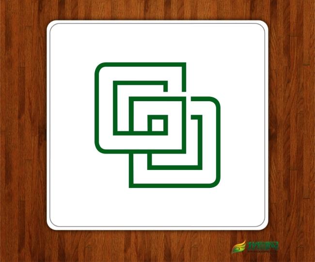 【psd】gd广电大厦标志设计