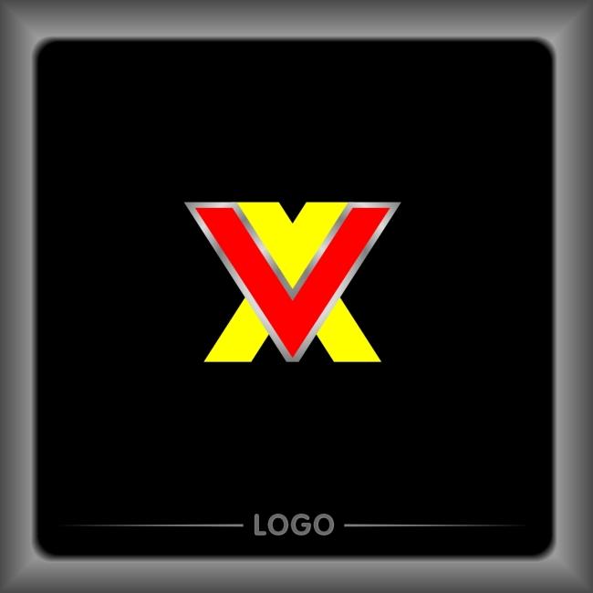 形象标志大全 标志素材 logo设计 logo矢量下载 logo素材 v字母标志下