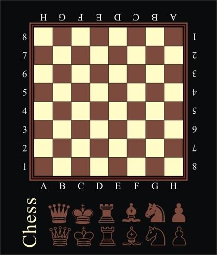 主页 原创专区 插画|素材|元素 其它插画 > 国际象棋棋盘及棋子  关键图片