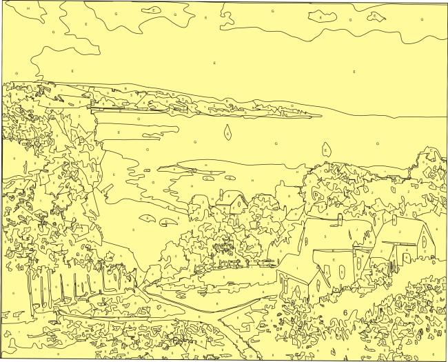 风景油画 线条风景画 线条 风景 房子 数字 说明:数字油画 分享到:qq