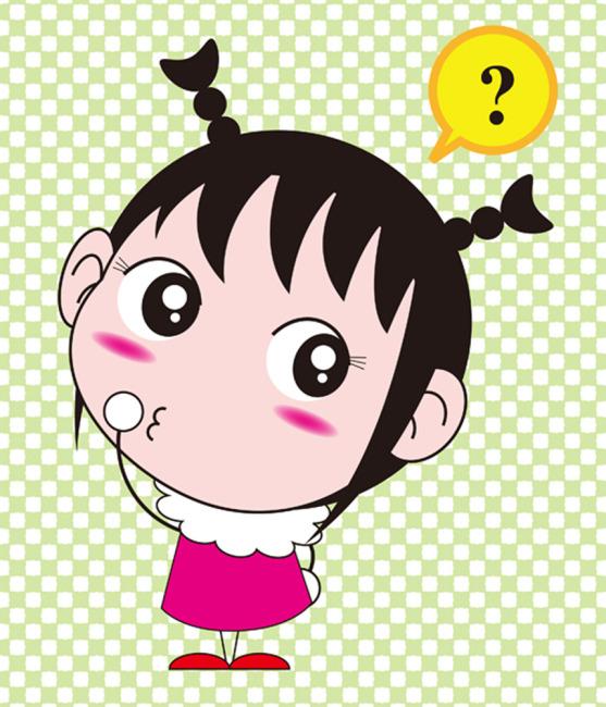 卖萌 萌萌的 傻傻的 古灵精怪 一个小悠悠系列 可爱小女生 活泼 说明