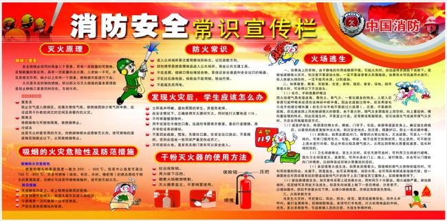 主页 原创专区 展板设计模板|x展架 学校展板设计 > 消防安全知识宣传