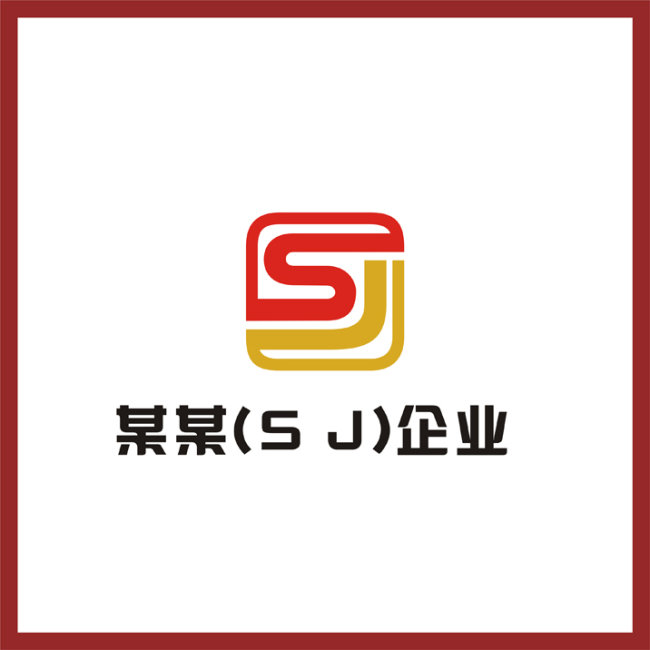 ��.����K�.[��J_【cdr】s j 字母logo 适合多类行业