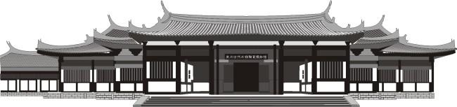 插画|素材|元素 原创素材 > 古代建筑矢量  关键词: 庙 古代寺庙矢量
