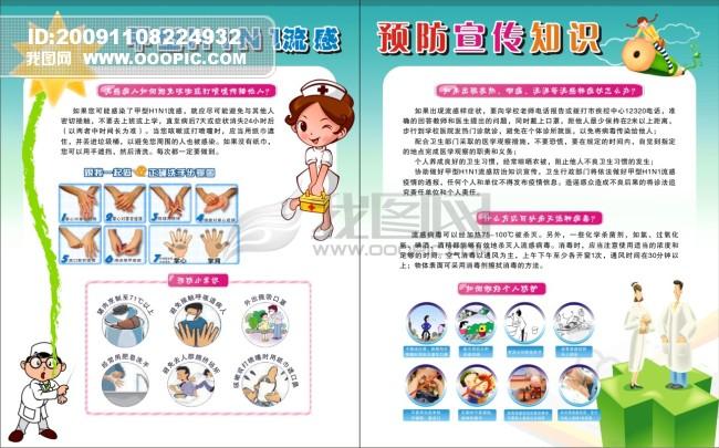 【cdr】甲型h1n1流感-预防宣传知识(1)
