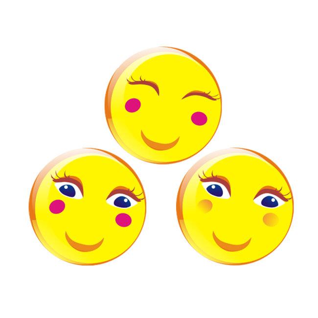 关键词: 卡通 卡通人物 笑脸 笑脸矢量图 眨眼睛 可爱 可爱卡通 可爱图片