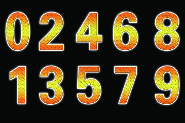 9 數字 數字設計 號碼立體數字 立體 發光 3d立體數字 彩色字 阿拉伯圖片