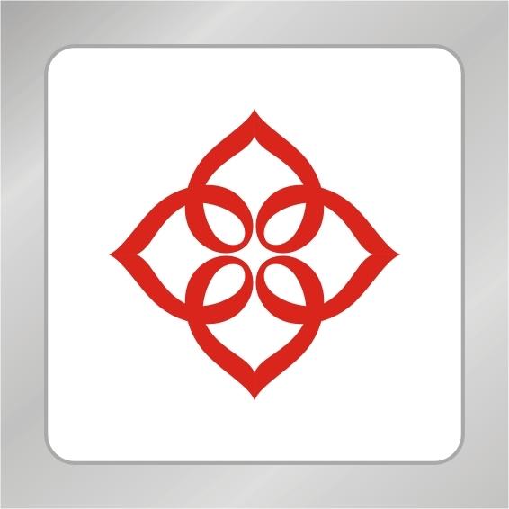 【cdr】心连心logo