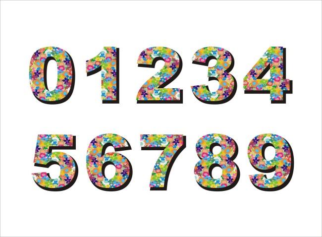 可爱字体 可爱字型 新艺字