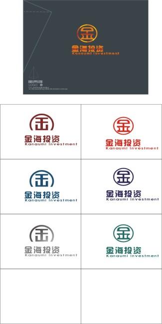 金融l 投资ogo  关键词: 标志logo设计 金融logo 投资logo 说明:标志
