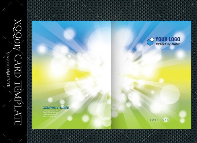 其它画册设计 > 画册封面模版设计  广告设计模板 ai格式 说明:画册