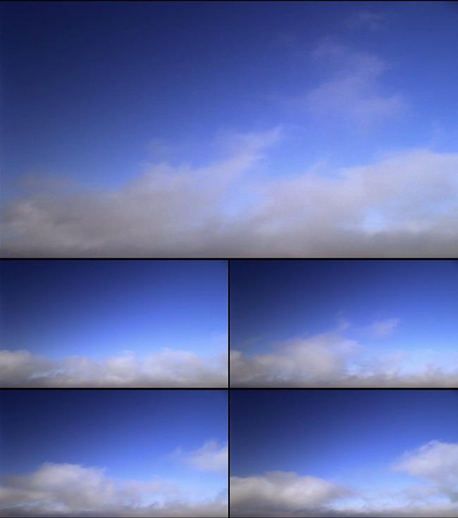 高清天空背景素材 天空素材 天空背景素材 天空背景素材ps 蓝天绿地