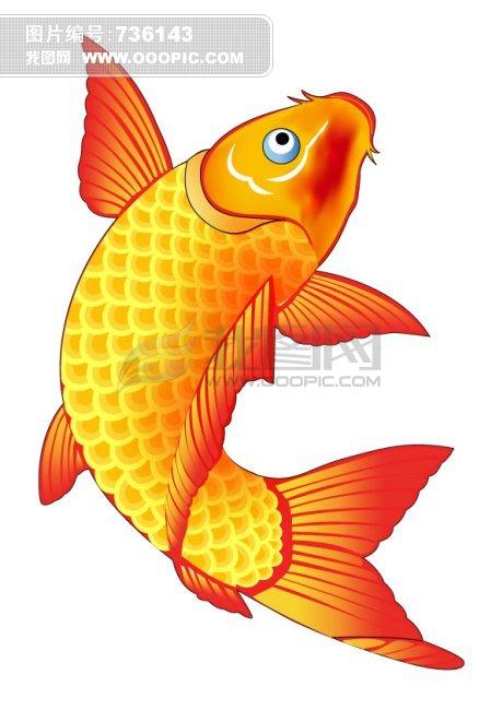 【ai】两条红鲤鱼