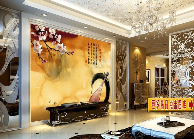室内装饰 卧室 书房 衣柜 餐厅 效果图 装修 形象墙 设计 背景画 电视