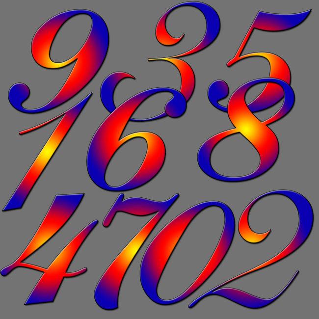主页 原创专区 插画 素材 元素 艺术字 > 数字设计 0-9 艺术字 psd图片