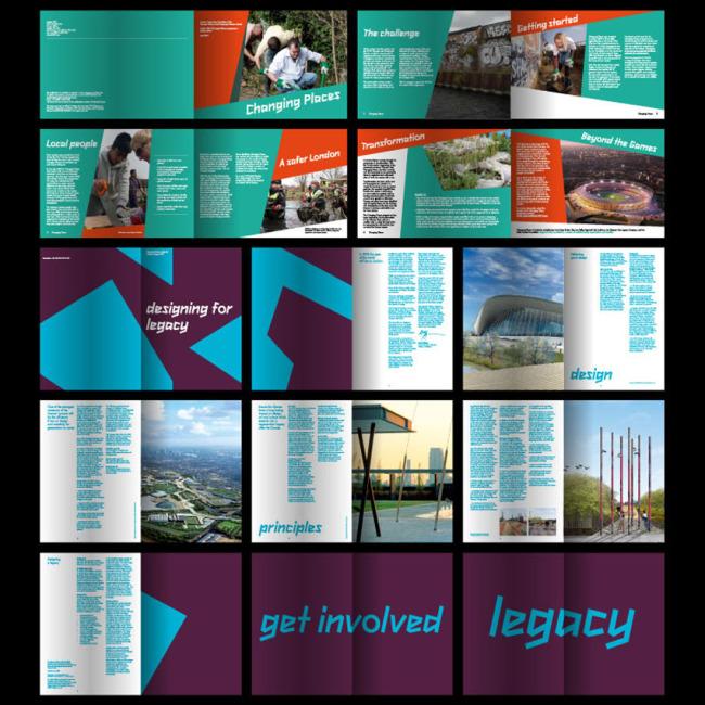 旅游 风景 国外精美排版 时尚画册 国外版式画册模板 世界版式 外国