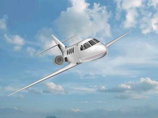 【stp】喷气式飞机3d模型