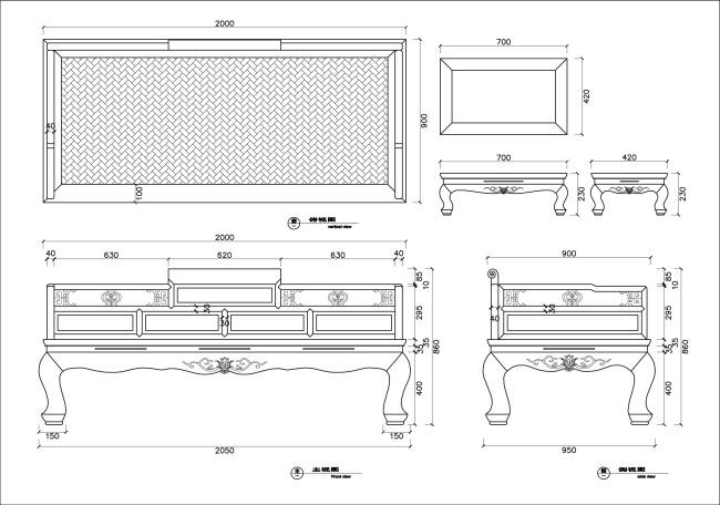 关键词: 中式家具 古典家具 紫苑 cad图纸 家具家居 图纸设计 装饰图片