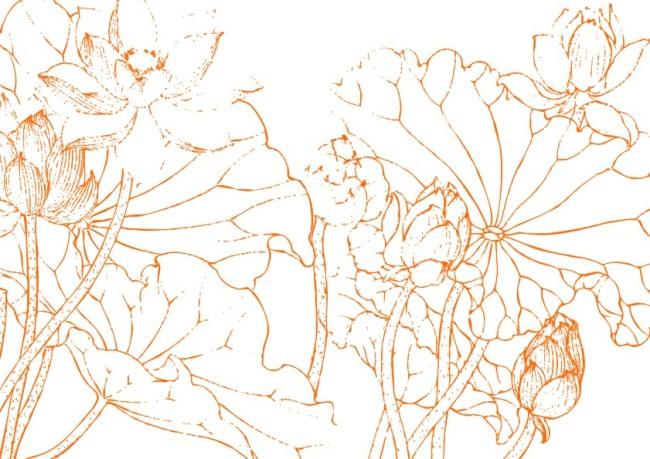 关键词:手工画 矢量 素材 白描画 素描画 手绘画 美术画 简写画 简笔画 线条画 美工画 手描画 插画 画 工笔画 国画 白描图 古画 荷花 莲花 荷叶 莲叶 中国风 古典美 睡莲子 唯美插画 花蕊 说明:莲子花蕊-唯美插画
