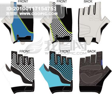 产品设计手绘手套