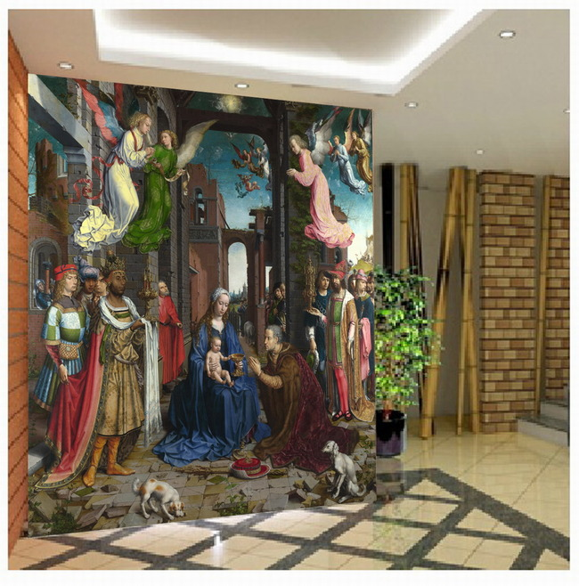 关键词: 欧式壁画背景墙 欧式电视墙 欧式 城堡 塔 英式 英伦 复古