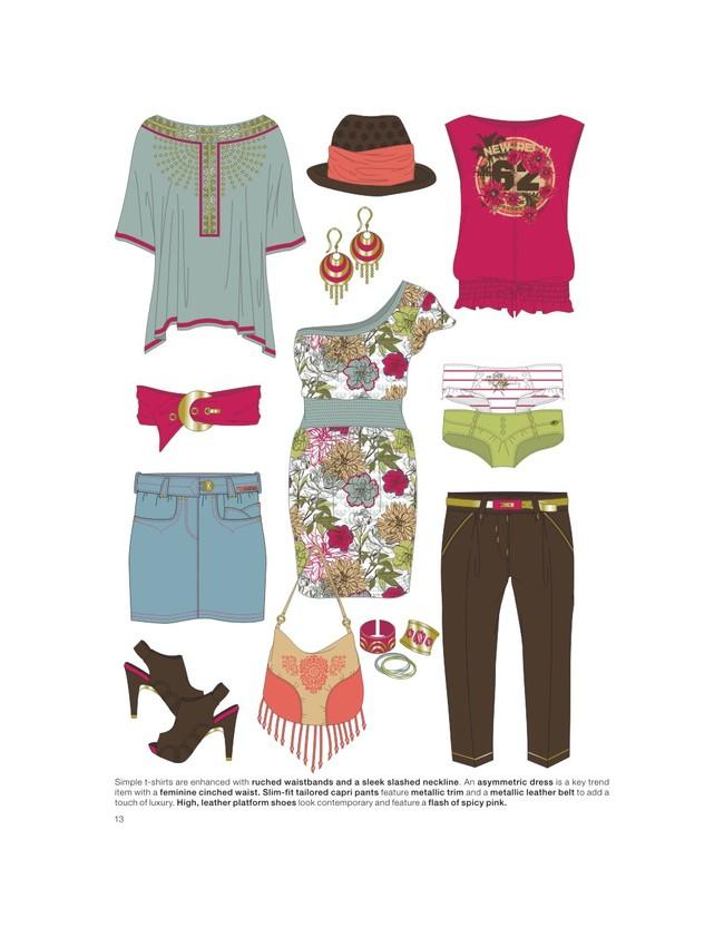 > 服装手绘效果图  关键词: 服装手绘效果图 服装手绘图 服装手绘款式