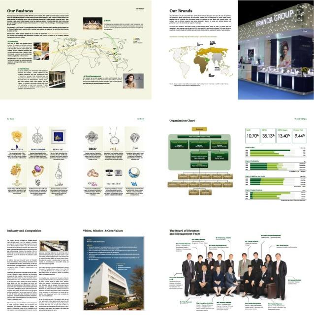精美 奢侈 高端画册版式排版 西方风格 说明:企业画册模板设计
