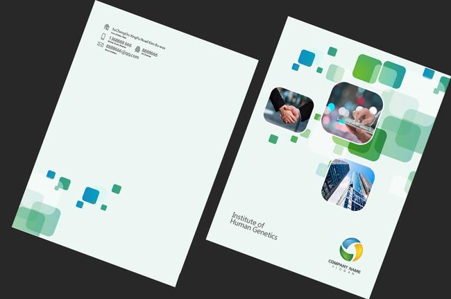 宣传册封面 公司画册封面 封面设计 封面模版 商业画册封面 产品画册