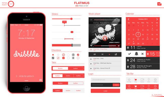 ui设计 > 网站ui设计app设计psd模版  关键词: 手机ui界面 app界面