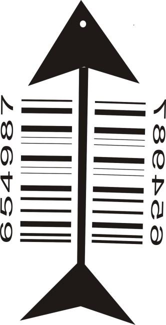 【cdr】条形码图形创意设计