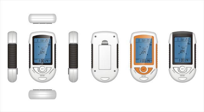 工业设计 电子产品设计 外观设计 id设计 产品外观设计 计时器 欧式台