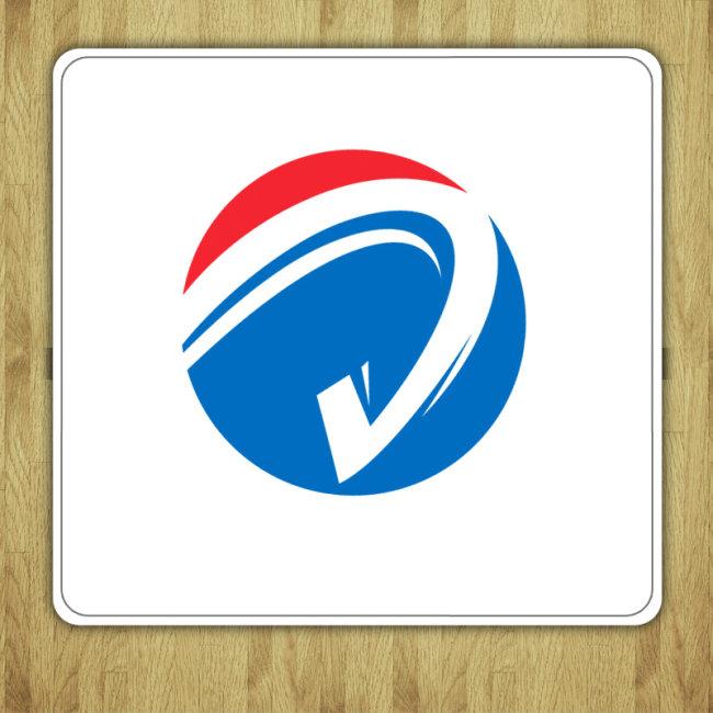 【eps】d字母设计logo图片