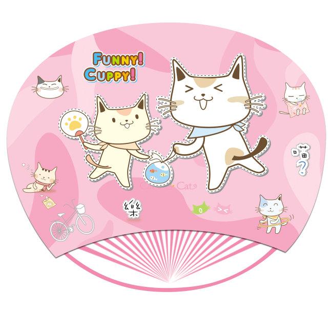 可爱 卡通 其他矢量 矢量素材 矢量图库 0 ai 说明:卡通猫咪 小猫咪