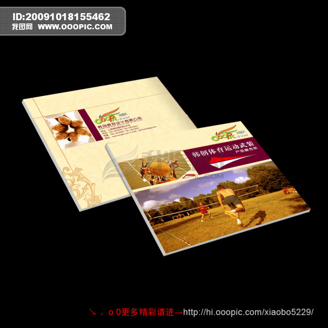 【psd】广告设计画册设计 文化体育画册 建筑装潢 木地板画册 陶瓷