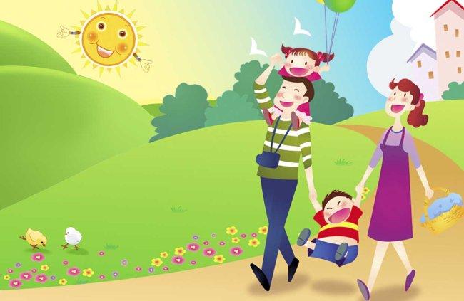 幼儿园背景 幼儿园海报 幼儿园素材 幼儿园卡通 六一儿童节绘画图片