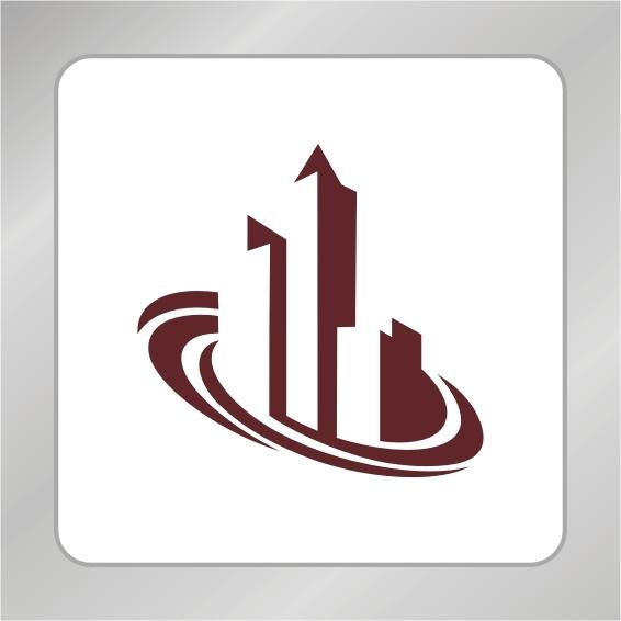 房地产标志设计 动感logo 标志logo 休闲logo 时尚logo 现代logo 建筑