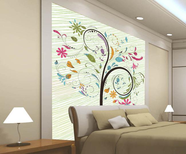 装饰画 沙发背景墙 瓷砖背景墙 电视墙 形象墙 古典风格 欧式 时尚