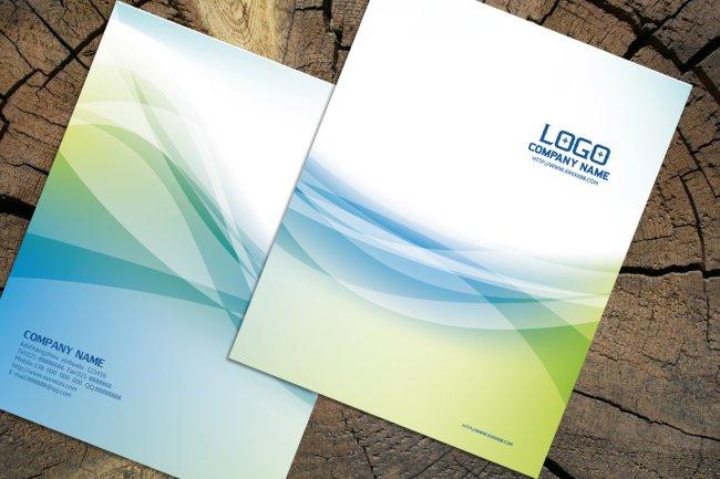 画册封面模版 企业画册封面 科技画册封面 产品画册封面 宣传册画册