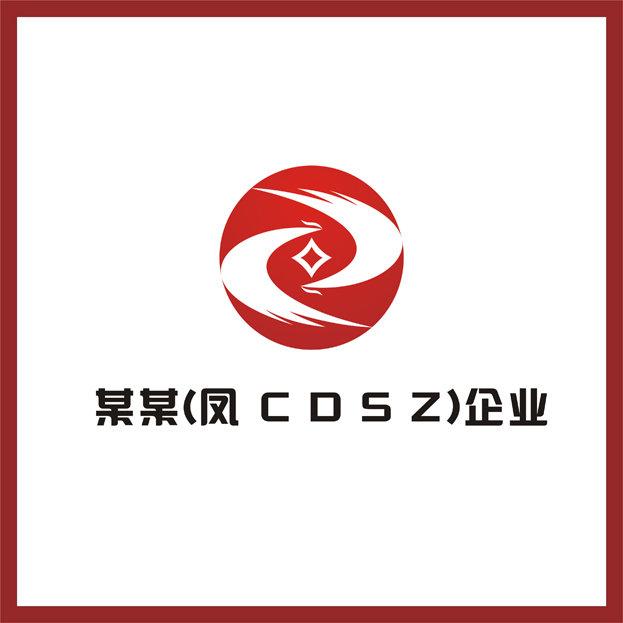 ??.d:f!z+_【cdr】凤凰 字母c d s z logo