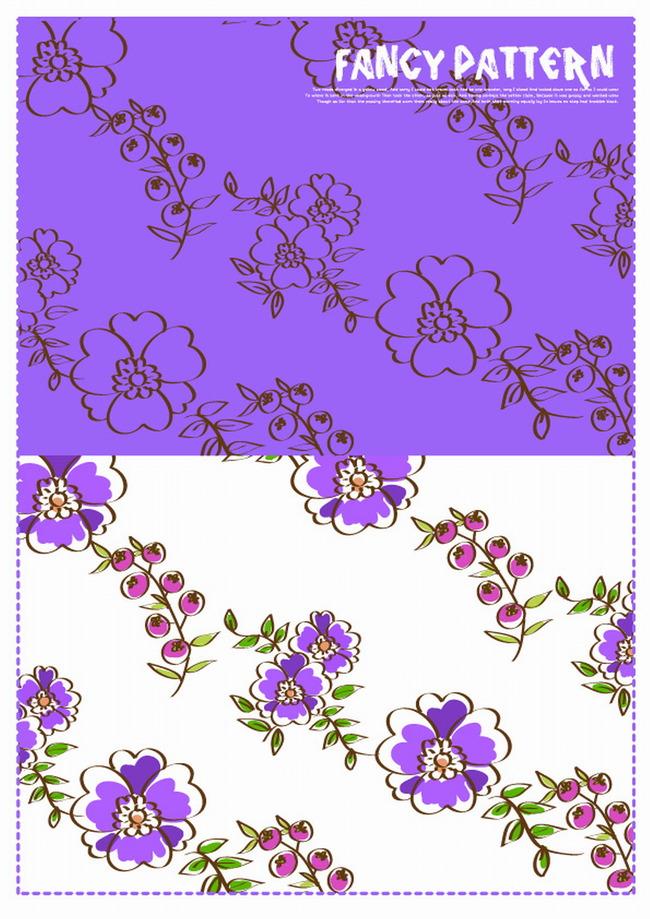 关键词: 素雅布料面料花纹 面料图案 面料印花 布料印花 布料花纹