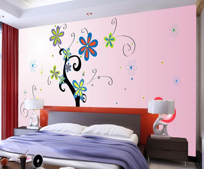 电视背景墙 装饰画 沙发背景墙 瓷砖背景墙 电视墙 形象墙 欧式 时尚