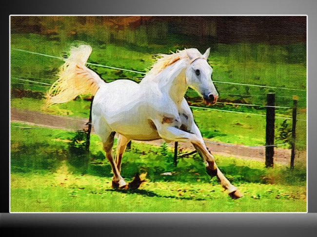 原创专区 室内装饰|无框画|移门 壁纸|墙画壁纸 > 油画a 动物油画 马