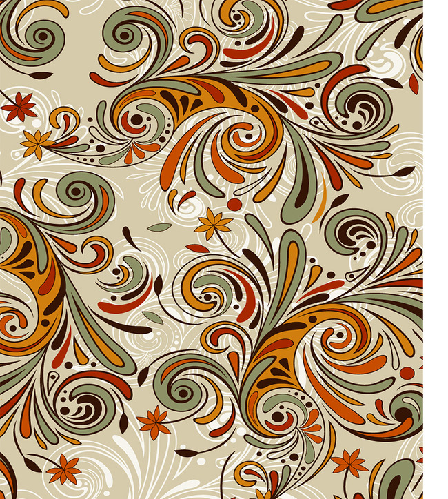 印花图案 服装设计 服装印花 印花图案印花图文 中国风 面料印花 花纹
