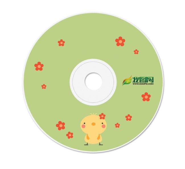 关键词: 光盘设计 光盘印刷 可爱 动漫 小动物 小朋友 儿童 女生