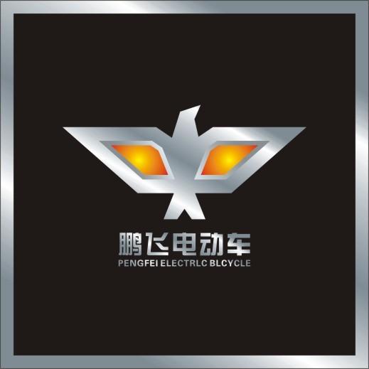 汽车运输logo > 标志设计  关键词: 电动车 标志 飞 鹰 酷 标志设计