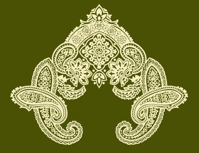 精美花纹 刺绣花纹 瓷片花纹 地毯 地板图案 地砖 布料花纹 墙纸 刺绣