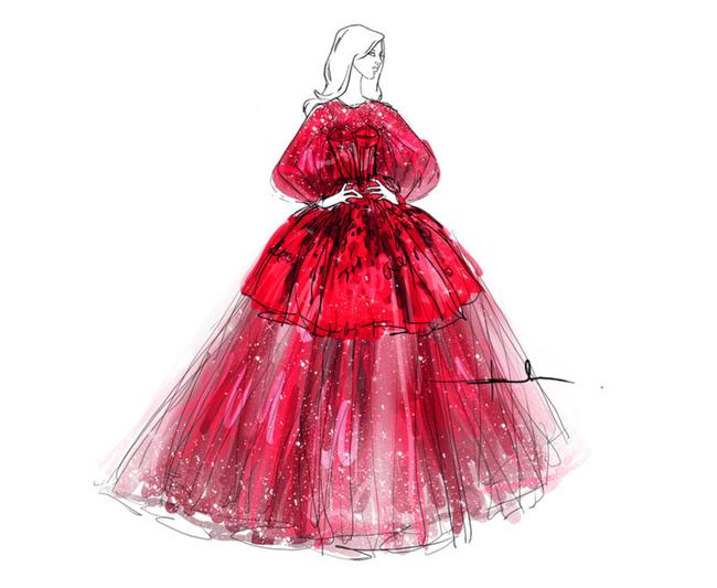 【jpg】婚纱设计手稿