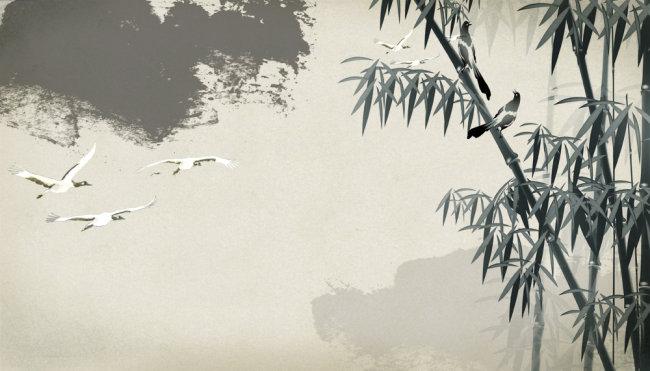关键词: 展板背景 背景图 中国风 背景 山水 古典中国风水墨风景高清