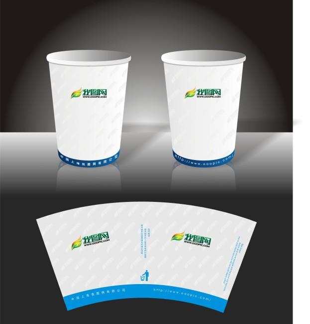 【cdr】杯子 胶杯 杯子矢量图 杯子效果图